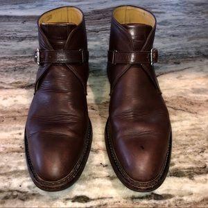 Heschung Monk Strap Boots